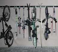 Кеново гараж. Kenovo использование в гараже.